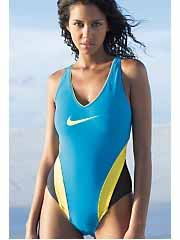 Jednodílné plavky z produkce Nike 71afb7d856